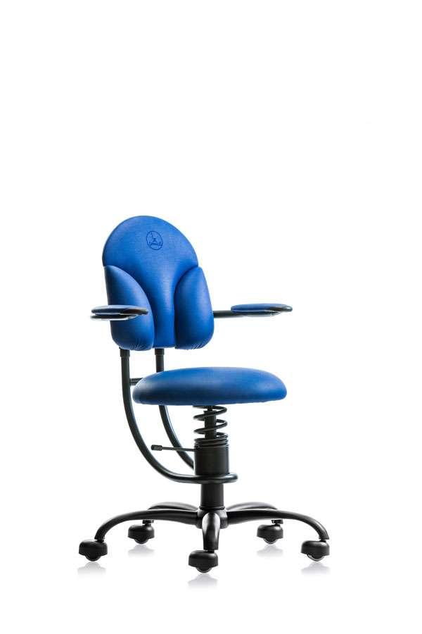 Ergonomski otroški mladinski stol SpinaliS Basic