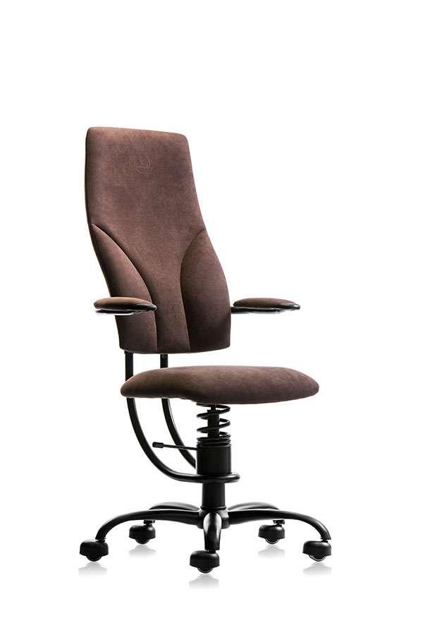 Ergonomski pisarniški stol SpinaliS Navigator