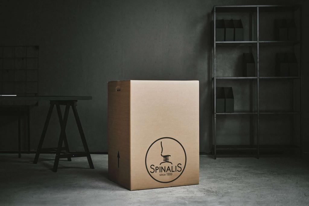 Škatla za pisarniški stol